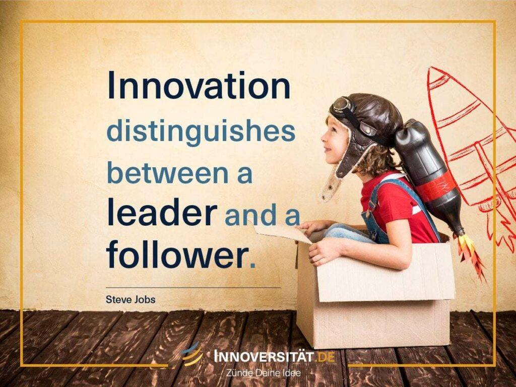 Innovation braucht Führung